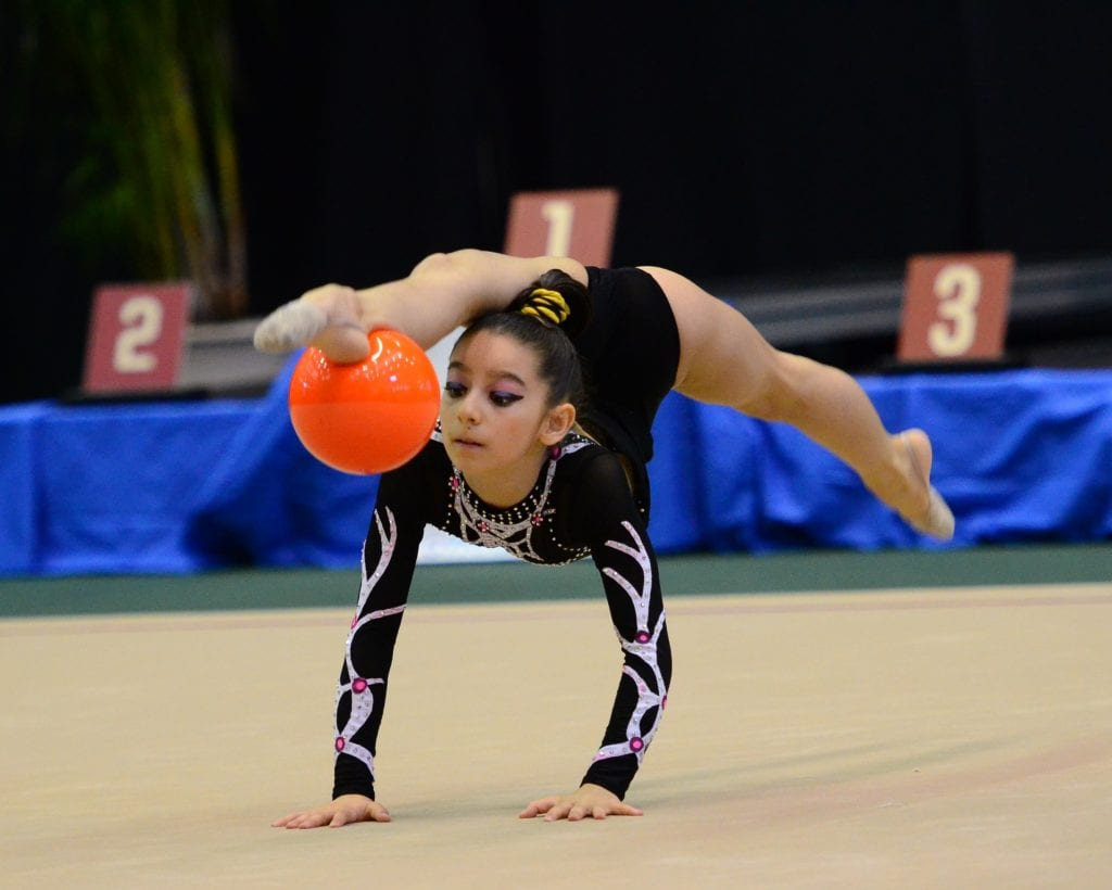 Communication on this topic: Marie Doro, gymnastics/