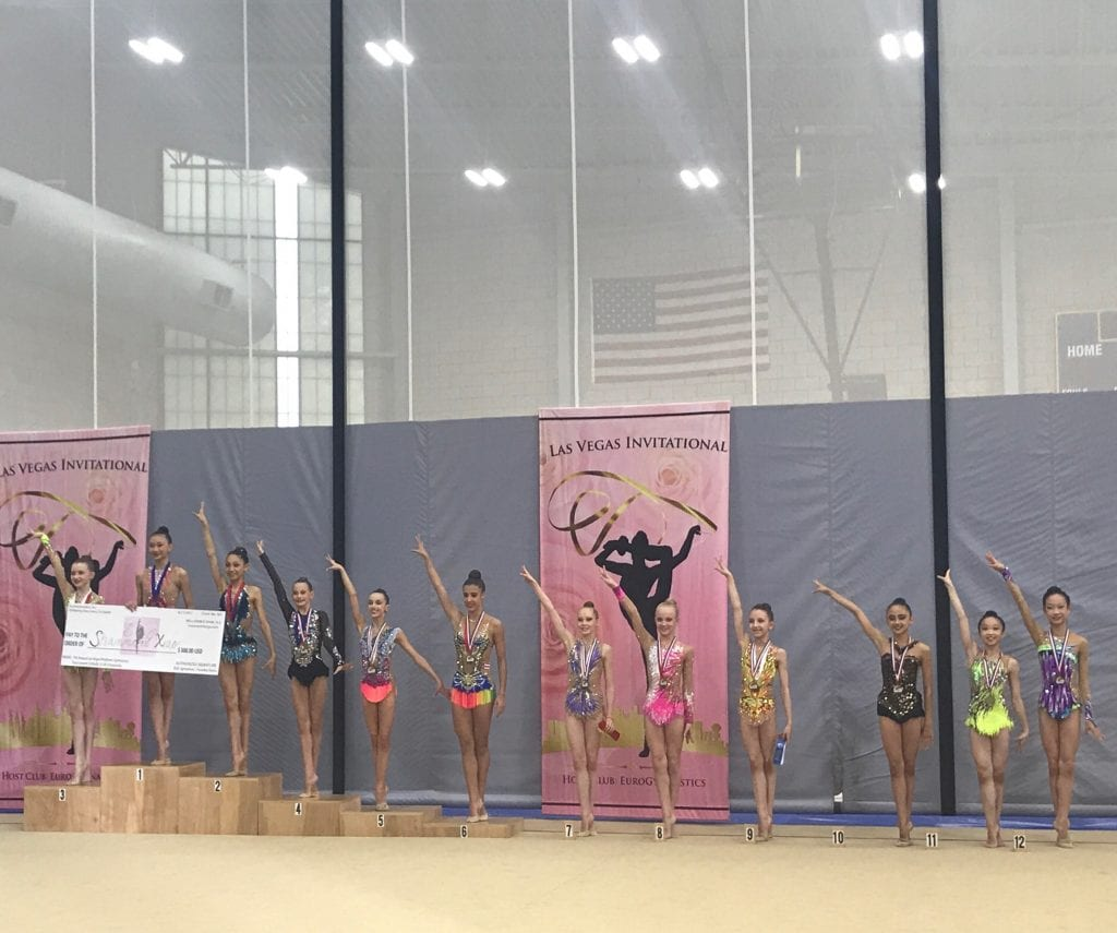 Gymnastics Word, VA